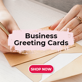 Shop Business Greeting Cards
